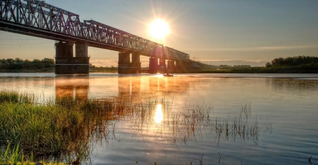 Муромские пейзажи. Река Ока и Илевна 05