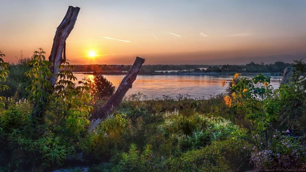 Муромские пейзажи. Река Ока и Илевна 06