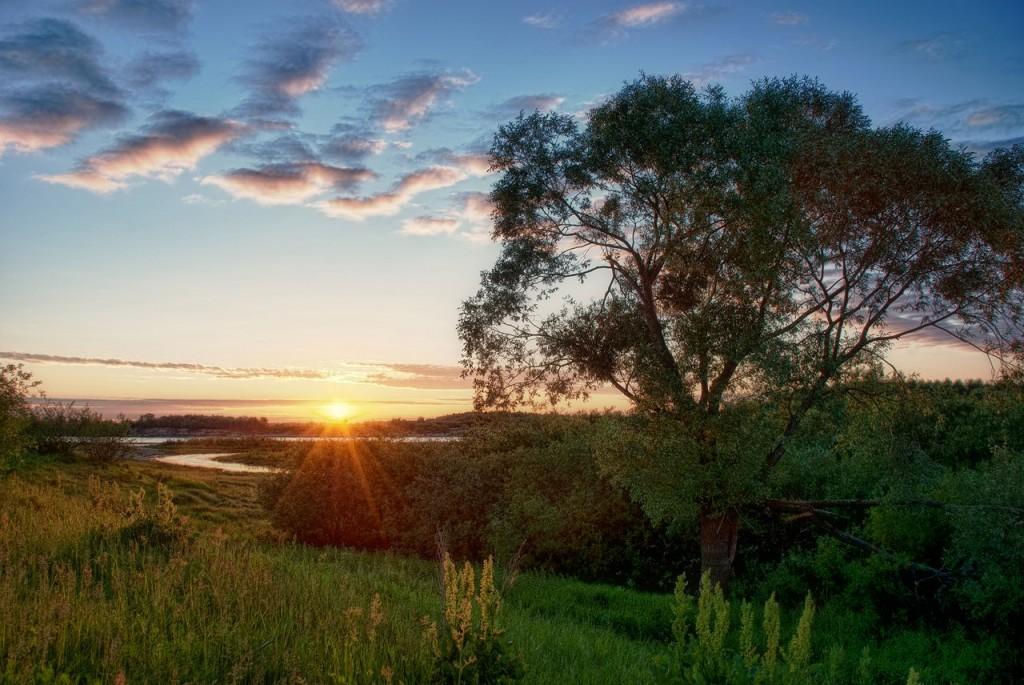 Муромские пейзажи. Река Ока и Илевна 07