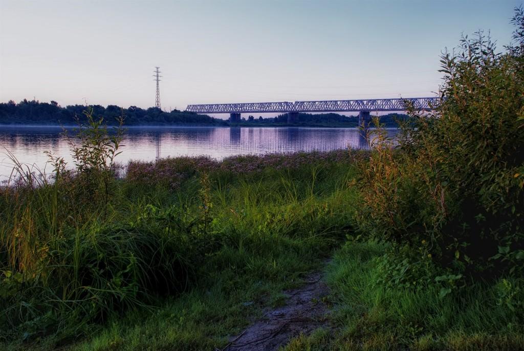 Муромские пейзажи. Река Ока и Илевна 08