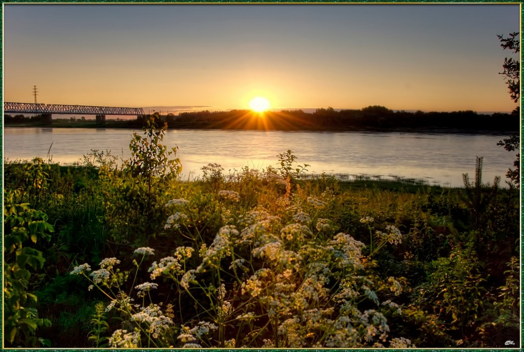 Муромские пейзажи. Река Ока и Илевна 09