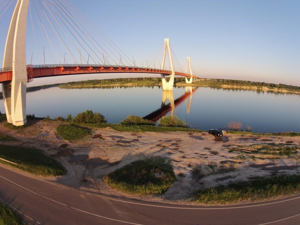 Муромский мост от Александра Пащенко