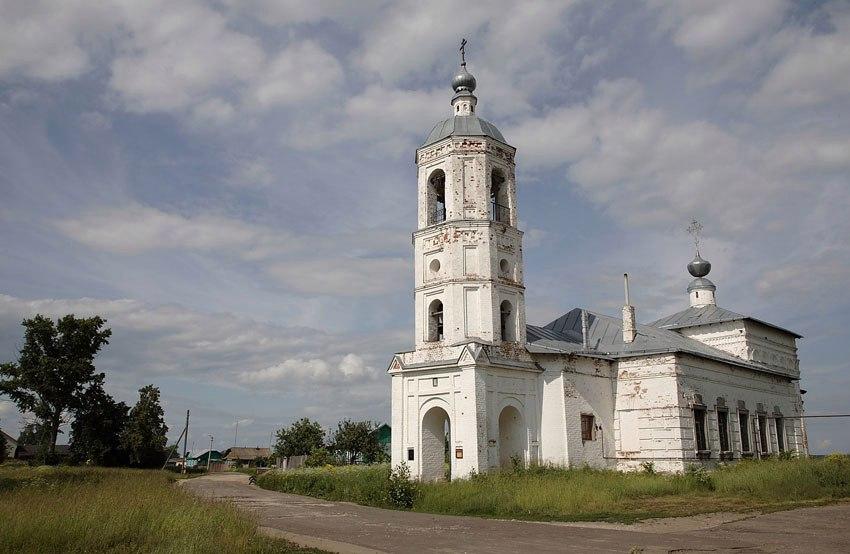 Народные волнения в с. Омутском Суздальского района