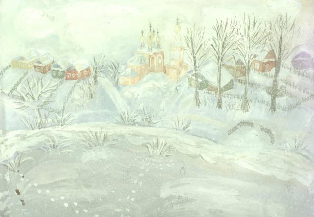 Национальный парк мещера, Гусь-Хрустальный 02