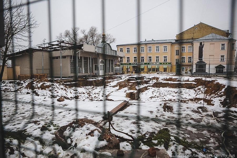 Начало зимы во Владимире 06