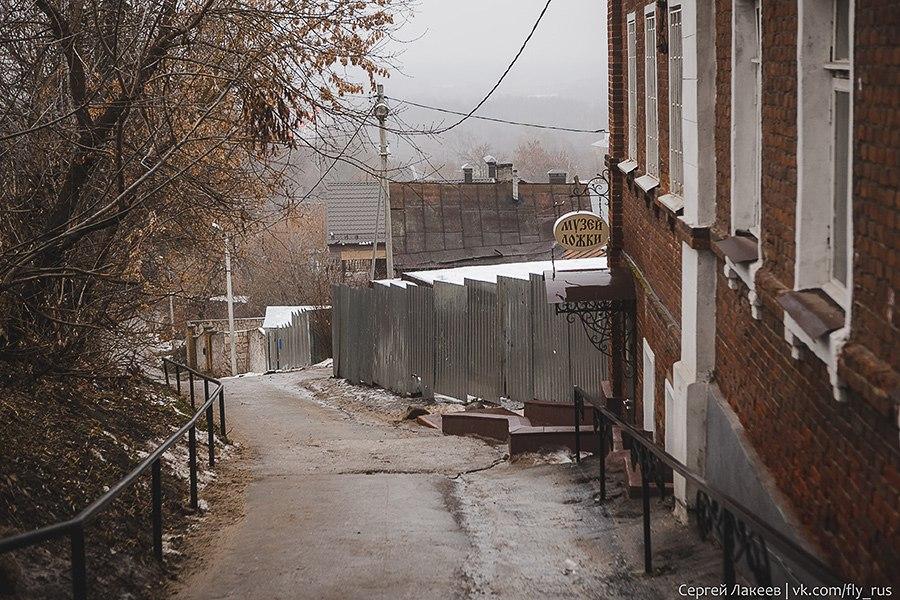 Начало зимы во Владимире 07