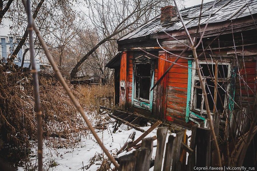 Начало зимы во Владимире 08
