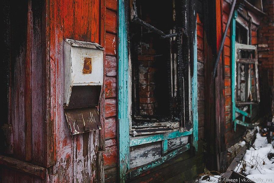 Начало зимы во Владимире 11
