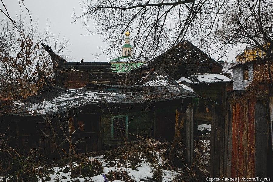 Начало зимы во Владимире 13