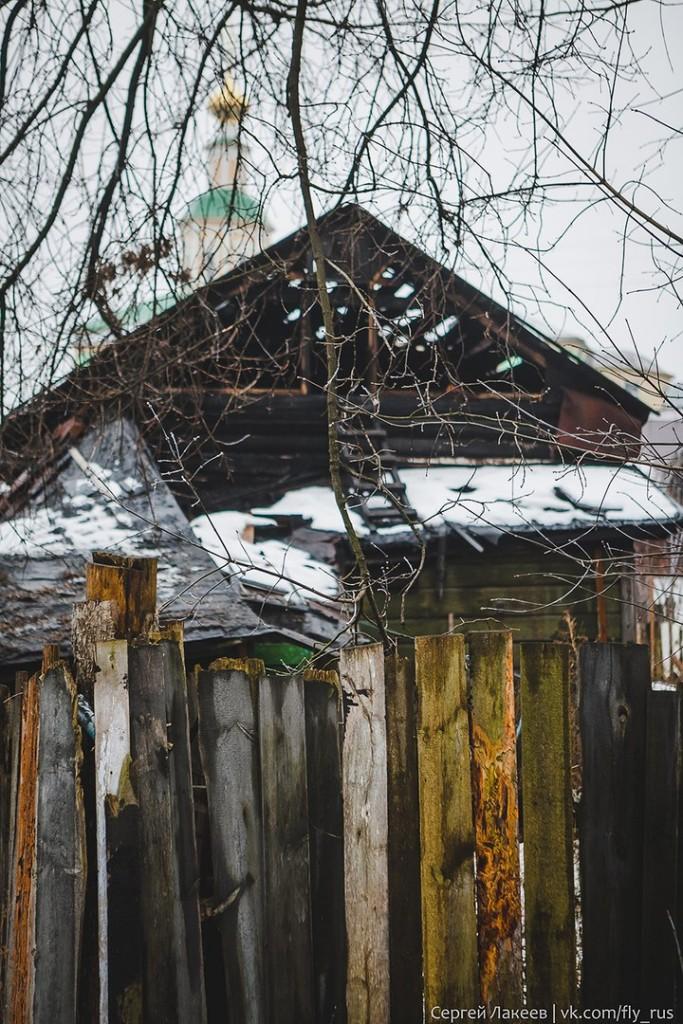 Начало зимы во Владимире 14