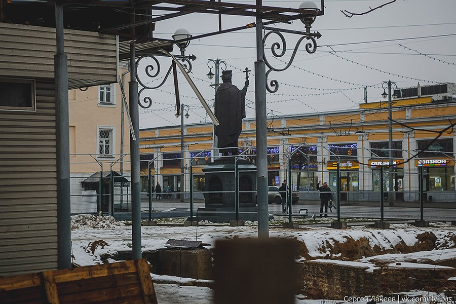 Начало зимы во Владимире 16