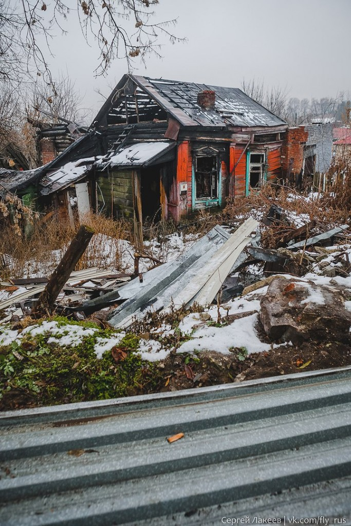 Начало зимы во Владимире 18