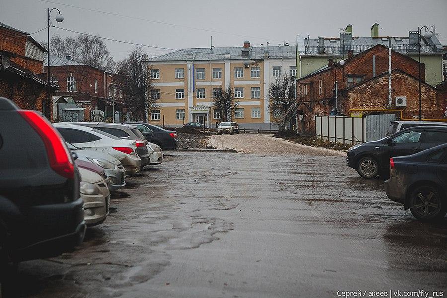 Начало зимы во Владимире 19