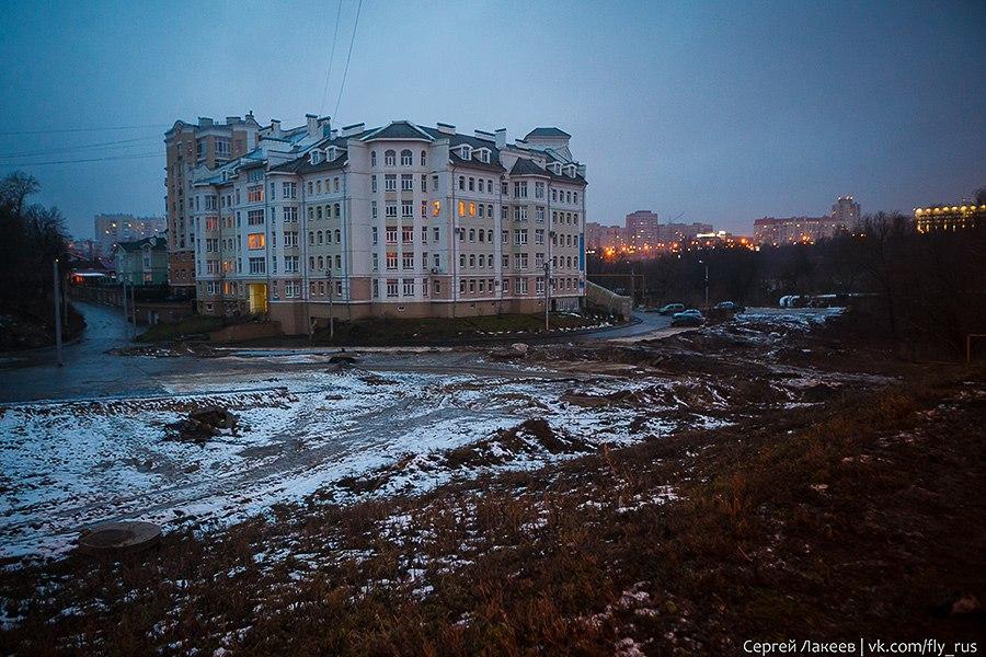 Начало зимы во Владимире 20