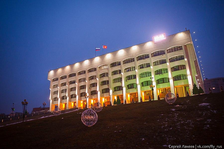 Начало зимы во Владимире 21