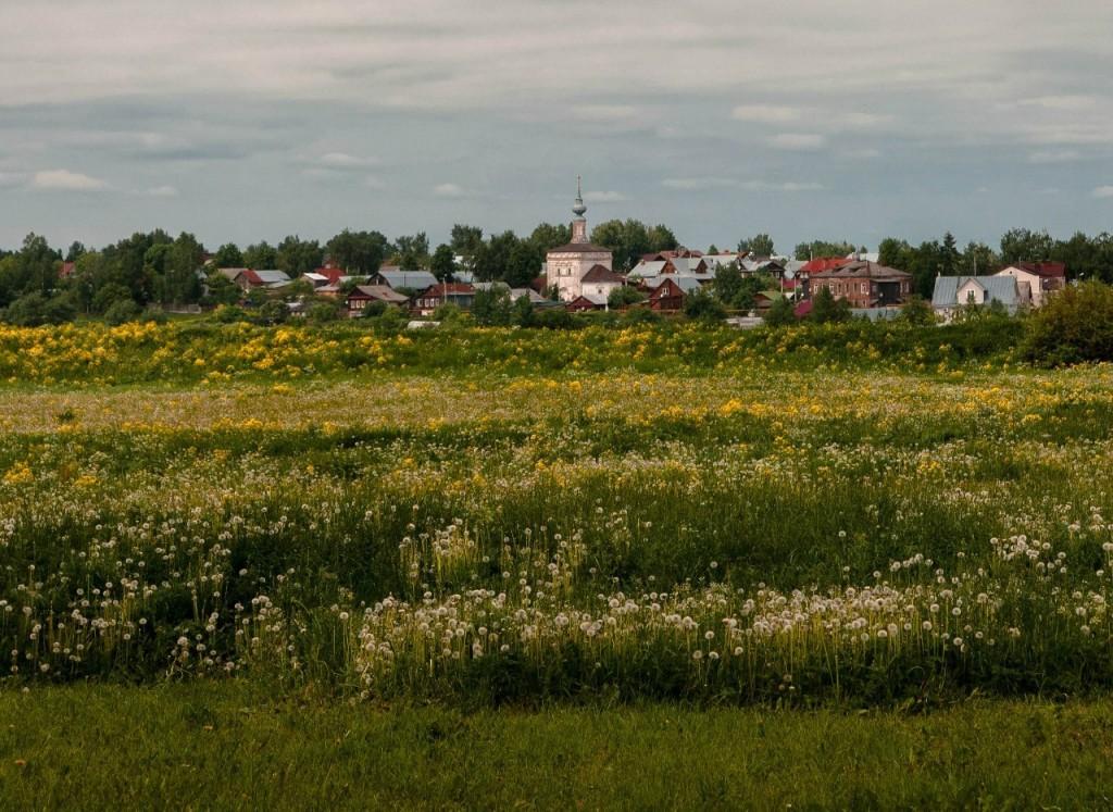 Невероятно красивый летний Суздаль 06
