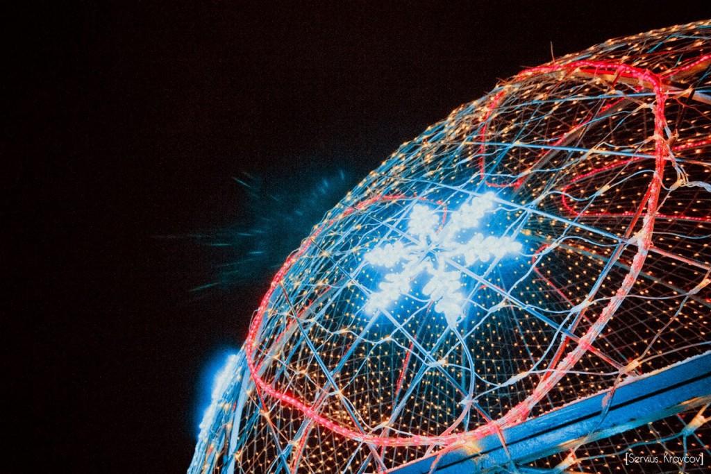Неопознанный сферический объект 01