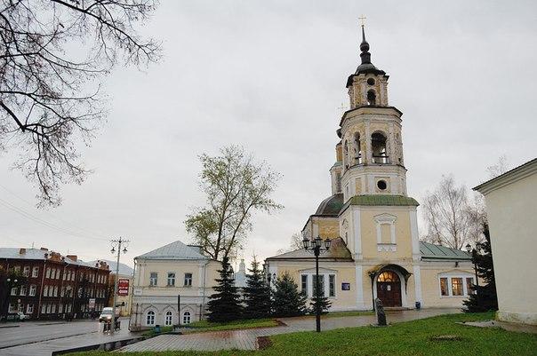 Николо-Кремлевскую церковь передана обновленческой общине