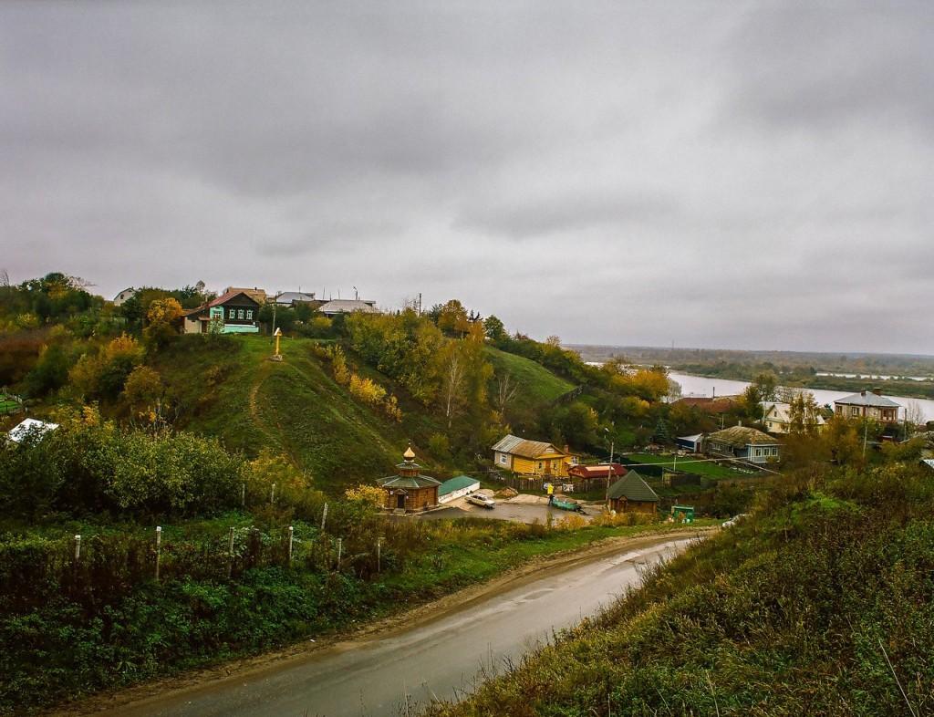 Октябрь 2012 года. Муром, Карачарово 02