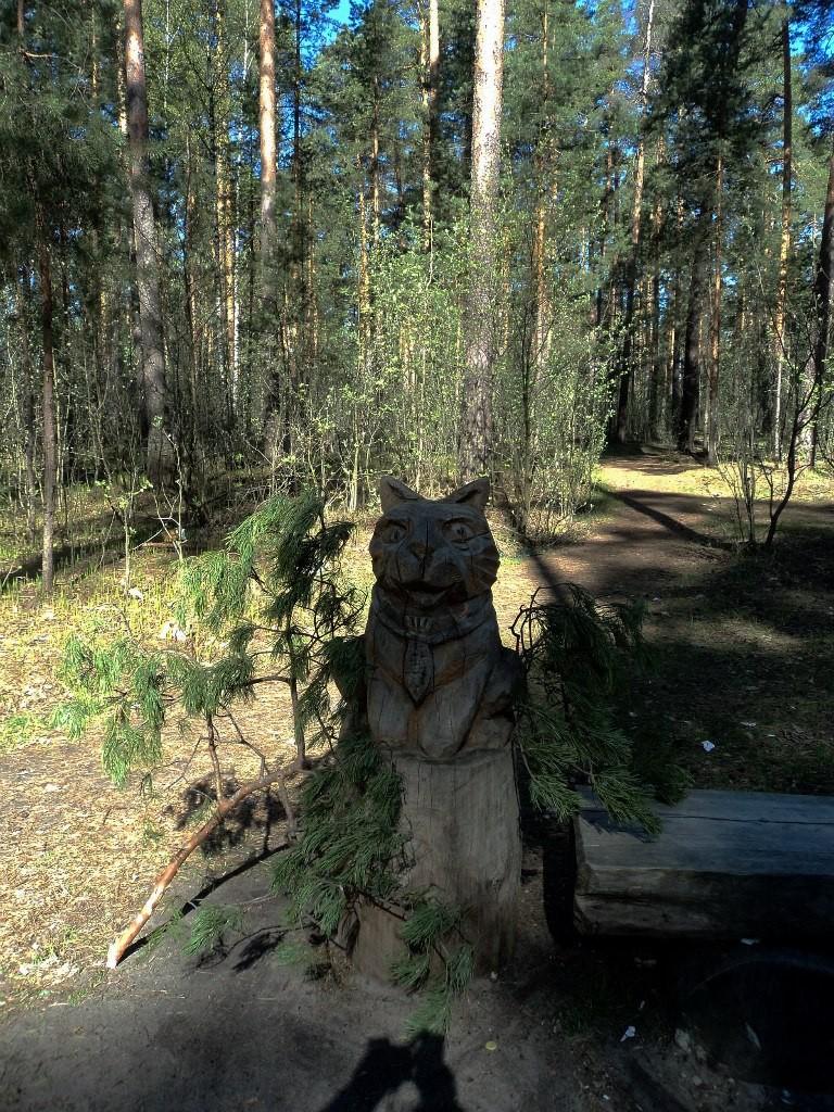 Парк Сказка, г. Гусь-Хрустальный 07.05.2015. Автор - Aigul Olvya 17