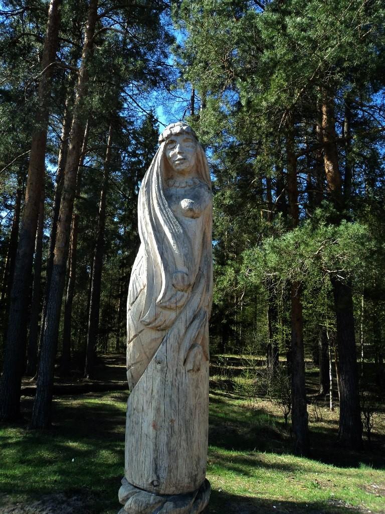 Парк Сказка, г. Гусь-Хрустальный 07.05.2015. Автор - Aigul Olvya 49