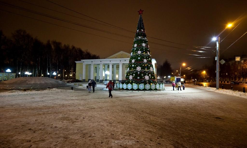 Последние дни осени во Владимире 18
