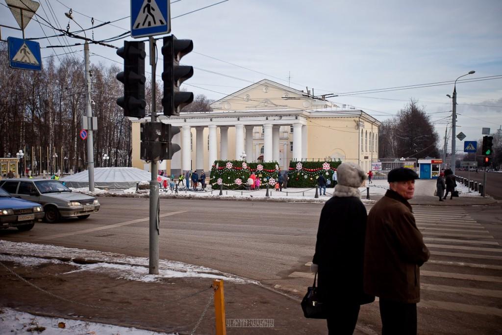 Последние дни осени во Владимире 19