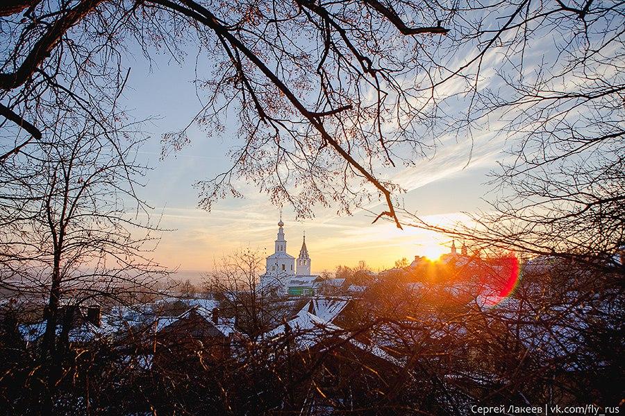 Последние дни осени от Сергея Лакеева 07