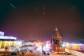 Предновогодний Владимир от Сергея Кравцова