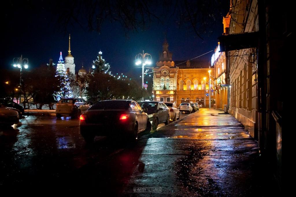 Прогулка за городом с Владимиром Чучадеевым 04