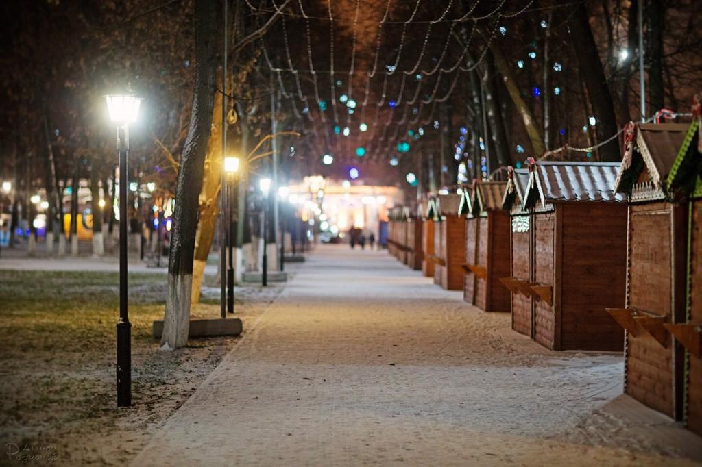 Прогулка по заснеженному Владимиру с Антоном Родионовым 02