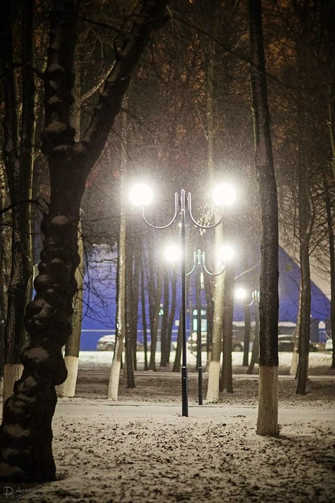 Прогулка по заснеженному Владимиру с Антоном Родионовым 06