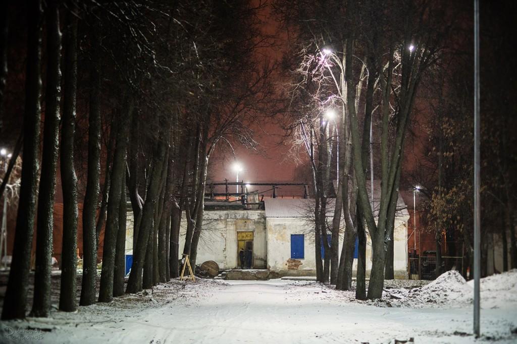 Прогулка по заснеженному Владимиру с Антоном Родионовым 10