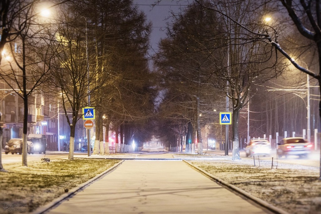 Прогулка по заснеженному Владимиру 03