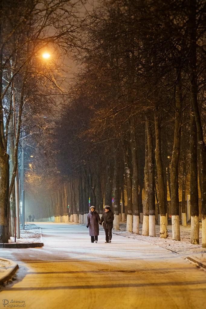 Прогулка по заснеженному Владимиру 05