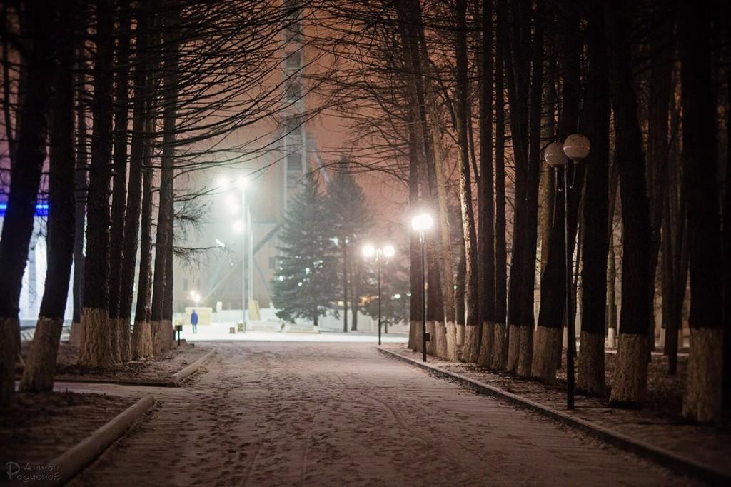 Прогулка по заснеженному Владимиру 06