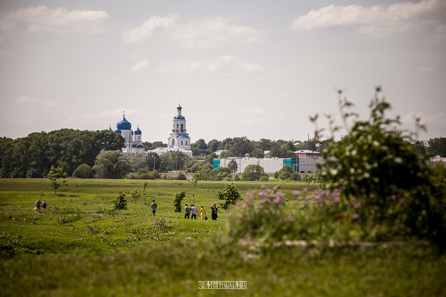 Прогулка по летнему Боголюбово 09