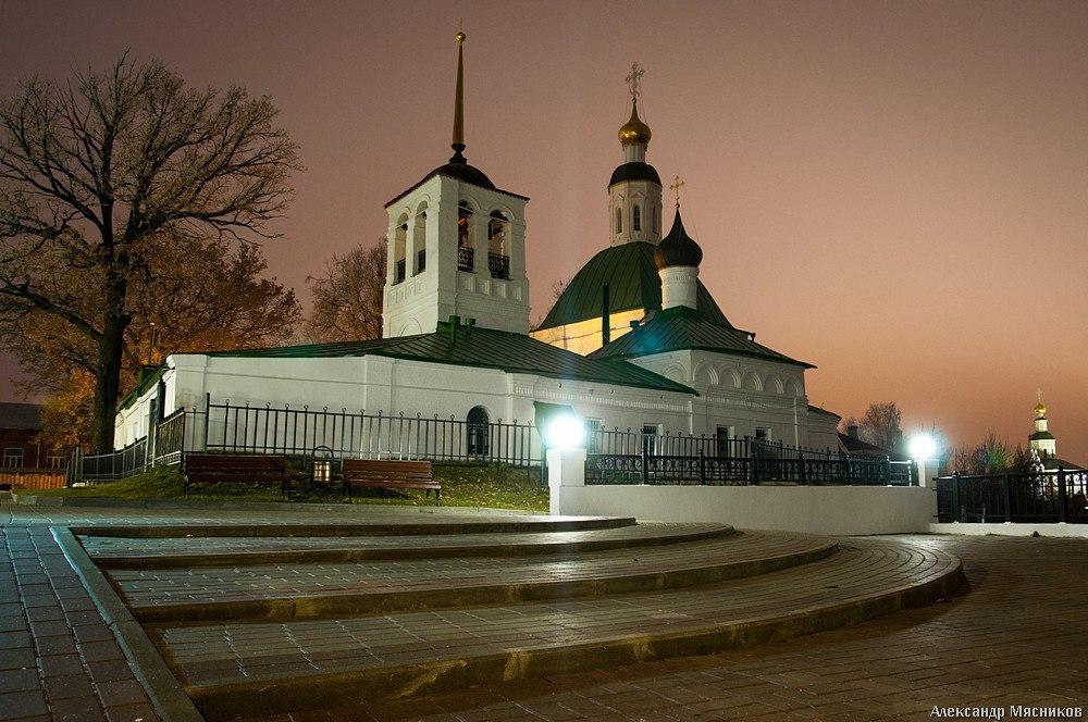 Прогулки по ночному Владимиру с Александром Мясниковым 02