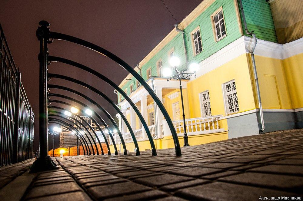 Прогулки по ночному Владимиру с Александром Мясниковым 05