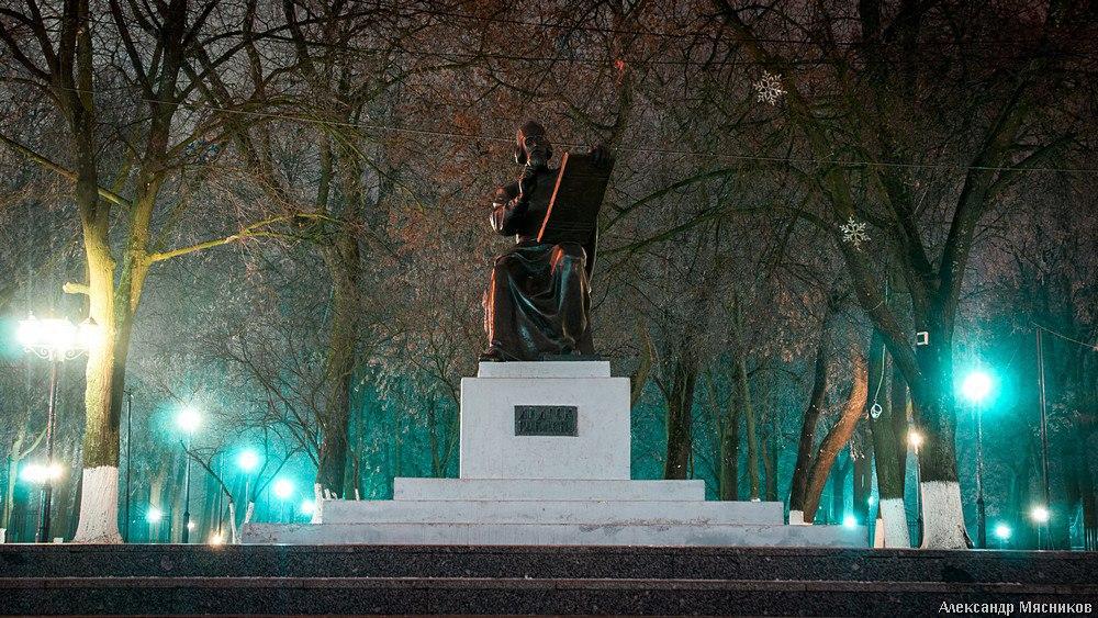 Прогулки по ночному Владимиру с Александром Мясниковым 06