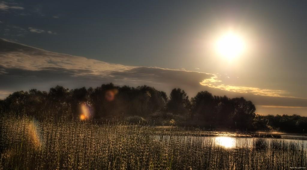 Река Ока и Илевна. Безмятежность 03