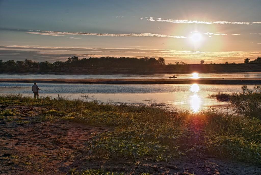 Река Ока и Илевна. Безмятежность 06