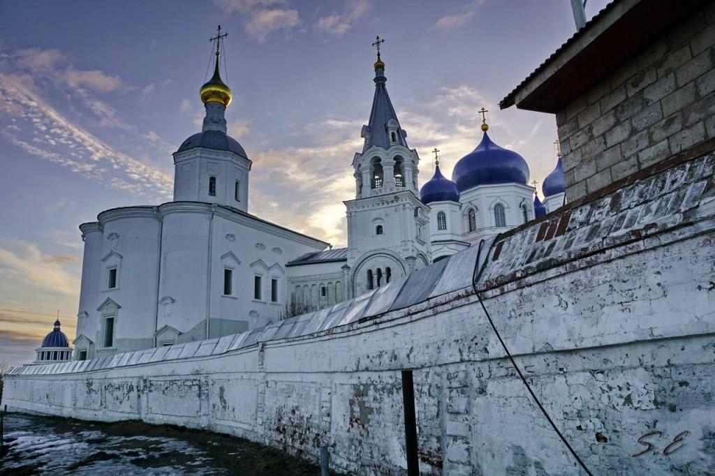 Свято-Боголюбский монастырь от Сергея Ершова