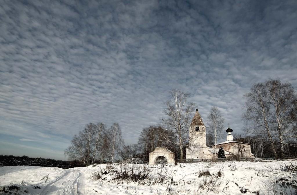 Село Любец (Ковровский район) 01