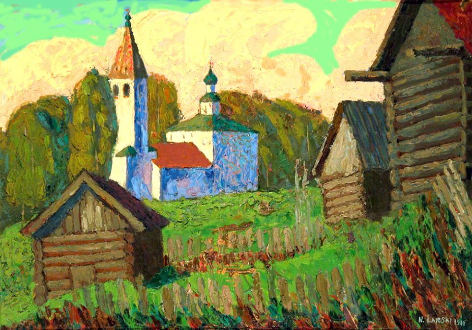Село Любец - Русские женщины. Деревня. Провинция 05