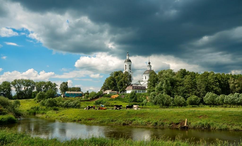 Село Филипповское (Киржачский район) 01