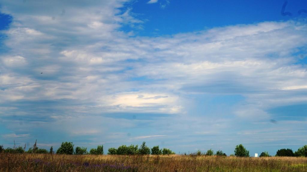 Сельские пейзажи из Суромны 01