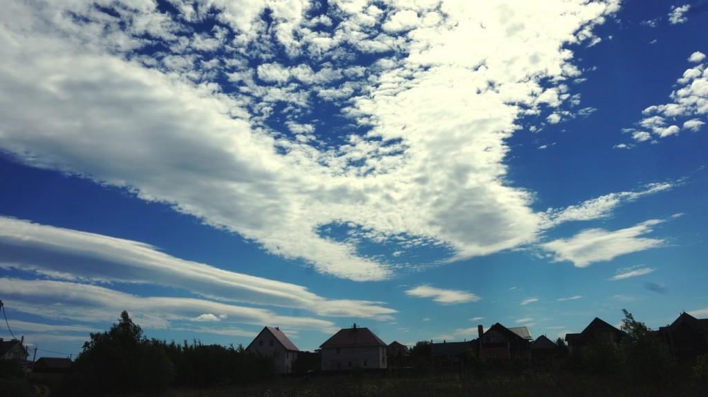 Сельские пейзажи из Суромны 02