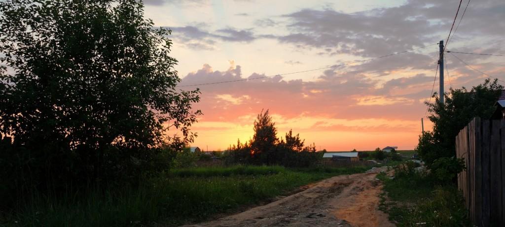 Сельские пейзажи из Суромны 03