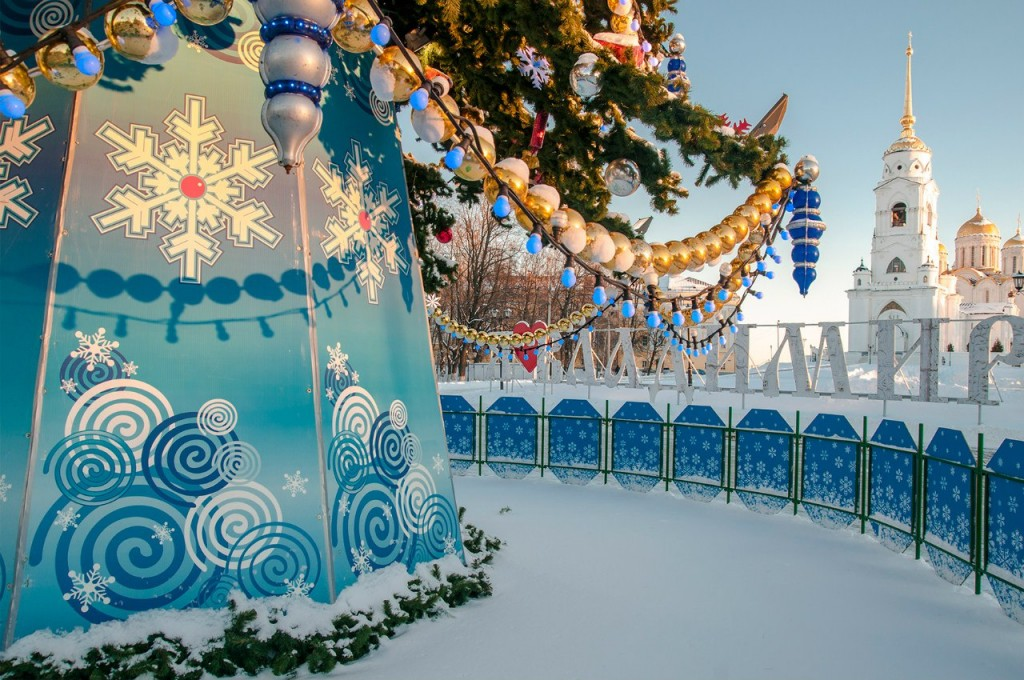 Снежный Владимир 06